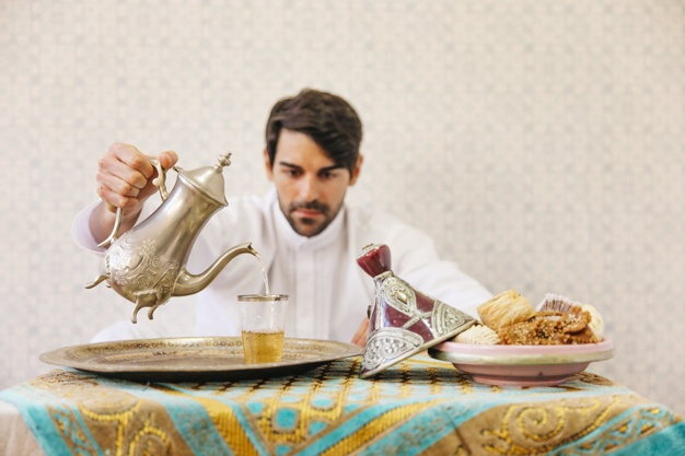 خدمة شاي وقهوه لكل المناسبات | ٩٩٩٤٠٨٥٩